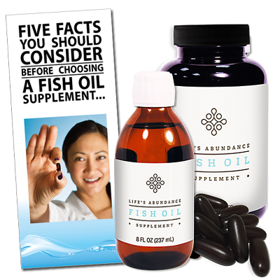 Fish Oil Executive Pack